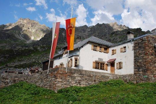 Eine Bilderauswahl vom 100-jährigen Jubiläum der Tübinger Hütte am 30./31. August 2008Fotograf: Hans Reibold