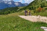 Wie wir genossen das Alpencrossen