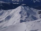 Schafberg vom Sulzfluh-Gipfel