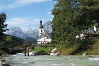 Broschüre Bergsteigerdorf Ramsau