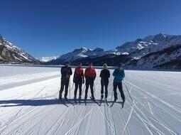 2019 - Winterspaß im Engadin