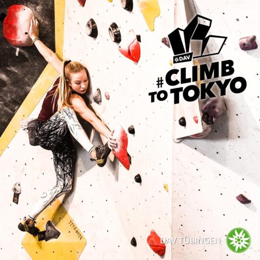 Miri Bouldern Climb to tokyo