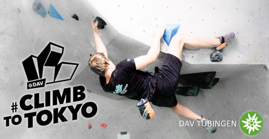 Bouldern Climb to Tokyo