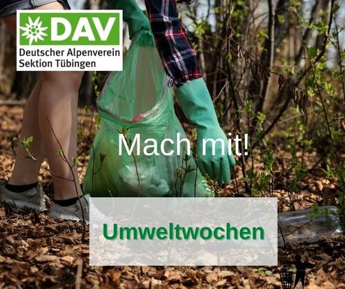 Umweltwochen Homepage