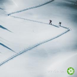 Skitouren Aufstieg