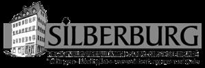 Silberburg Logo schwarze Schrift 11 2011 ohne Hintergrund