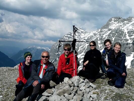 DoItYourself-Gipfelkreuz