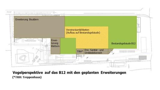 B12 Erweiterung
