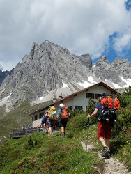 1 Steinseehütte