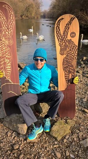 beachpoint neckar Instagram Neckar Snowboards