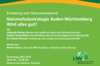 LNV Naturschutzstrategie 2016