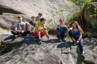 Klettern im Oktertal 3