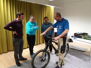 Mountainbike Reparatur-Kurs