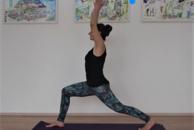 Yoga Bewegungseinheit mit Katharina