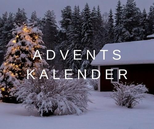 Adventskalender Homepage