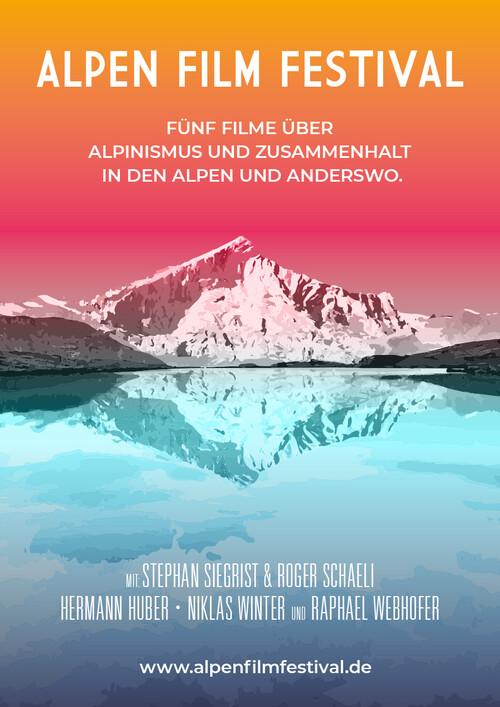4 Alpenfilmfestival Plakat web