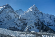 Mount Everest Lhotse Nuptse