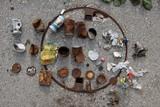 Umweltgruppe Müllsammlung