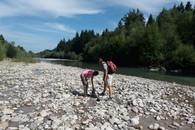 Mit Kind und Hund zum Wandern ins Allgäu