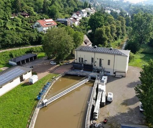 Stadtwerke Tübingen Wasserkraft