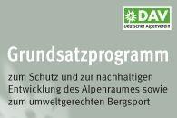 Grundsatzprogramm Naturschutz
