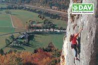 Broschüre Klettern und Naturschutz