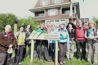 Bannwaldtour Gruppenfoto