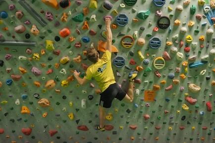 Beweglichkeitstraining Klettern